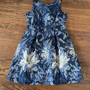 Jessica Howard Fit and Flare Dress Size 14